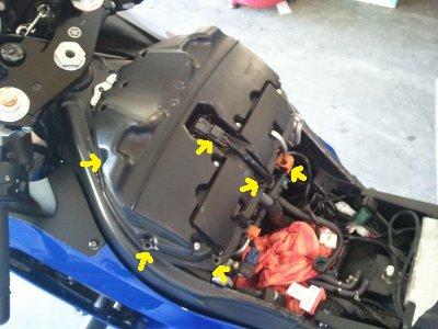 R6 Faq Fuel Controllers Exhaust Maps Yamaha R6 Forum