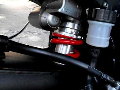 rear bike springs how to set preload