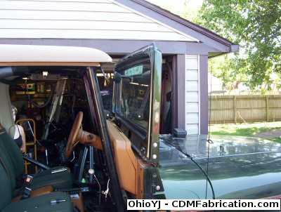 Cowl Seal Replacement - Quadratec Jeep Forum