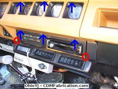 Radio installation cdm fabrication remove center console section publicscrutiny Gallery