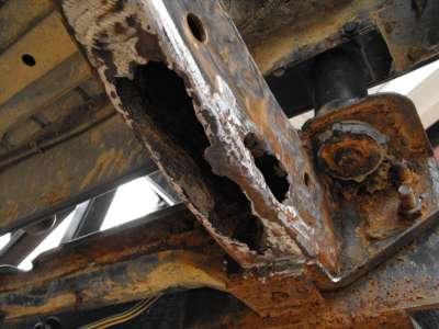 Frame Rust Quadratec Jeep Forum