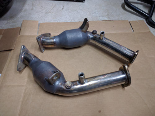 About to purchase a F I  Exhaust and HFC Question - Nissan